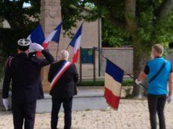 Commémoration 75ème anniversaire de la victoire sur le nazisme, ce 8 Mai : une cérémonie forcément particulière cette année.