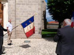 Commémoration du 80ème anniversaire de l'Appel du 18 juin 1940