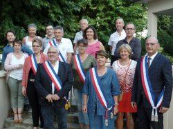Vendredi 3 juillet 2020 : Election du Maire et de ses adjoints