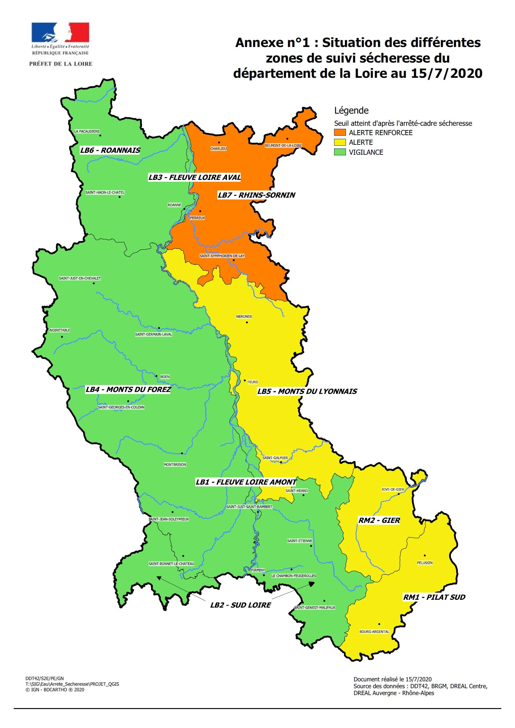 arrêté préfectoral sécheresse - 5