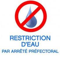 Arrêté Préfectoral : Restrictions des usages de l'eau dans le département de la Loire