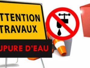 // COUPURE D'EAU \\ Avenue de Montbrison