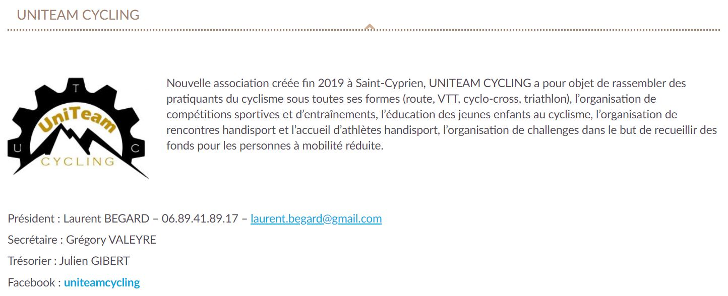 https://www.saintcyprien.fr/uniteam-cycling/