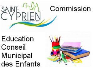 Commission Education – Conseil Municipal des Enfants