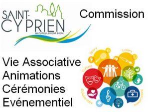 Commission Vie Associative sportive et culturelle – Animations – Cérémonies et actions événementielles