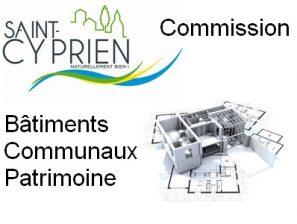 Commission Bâtiments Communaux – Patrimoine