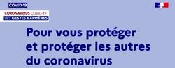 NE RELACHONS PAS NOS EFFORTS … le virus est encore présent…