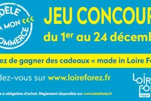 OPERATION «FIDELE A MON COMMERCE» : Jeu concours du 1er au 24 Décembre 2020