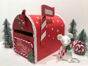 A vos plumes, les enfants !!! La boîte aux lettres du Père Noël est installée à l'Agence Postale