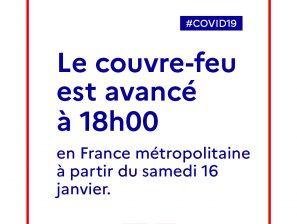 [COVID-19] Les nouvelles mesures annoncées le 14 janvier