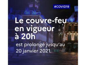 [COVID-19] Voici les dernières annonces faites par Mr Le Premier Ministre le 7/01/2021