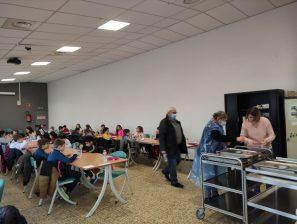 [COVID-19] Restaurant scolaire – évolution du protocole sanitaire