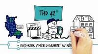 SIEL-TE : Réseau THD 42 – La fibre est là !!!