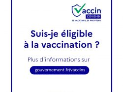 Suis-je éligible à la vaccination ?