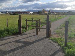 Création d'un chemin piétonnier nommé «Chemin piétonnier des Chirraux»