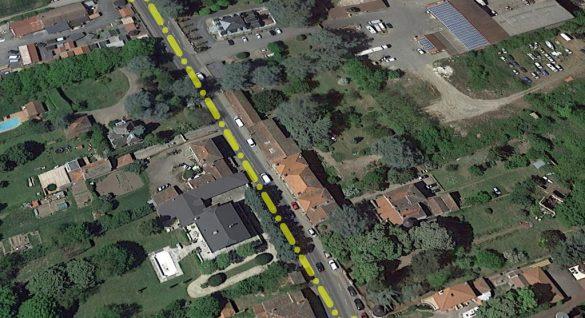Informations travaux : perturbations du trafic Avenue Pierre Zakarie à partir du 14 juin 2021