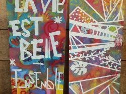 Biennale des 4 arts : 2ème édition – retour en images